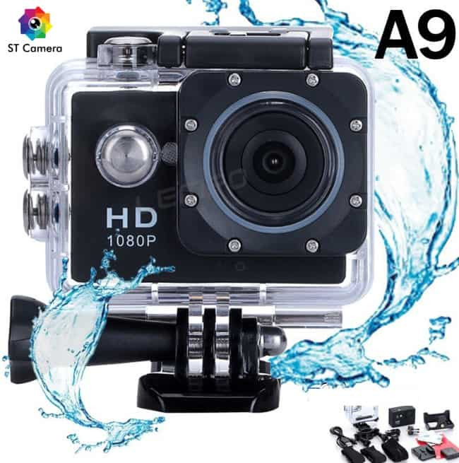Camera ngụy trang không dây siêu nhỏ bí mật A9