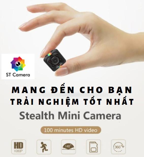Camera ngụy trang siêu nhỏ siêu bí mật