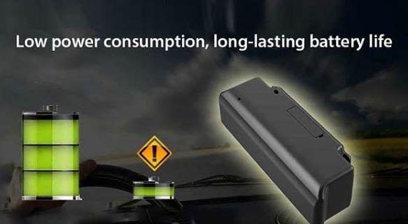 Thiết bị nghe lén điện thoại có định vị GPS tracker GT20A