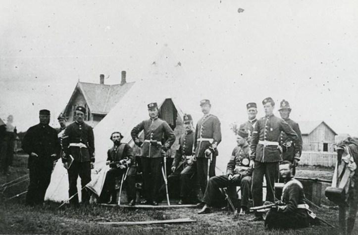 Fenian Raids Image
