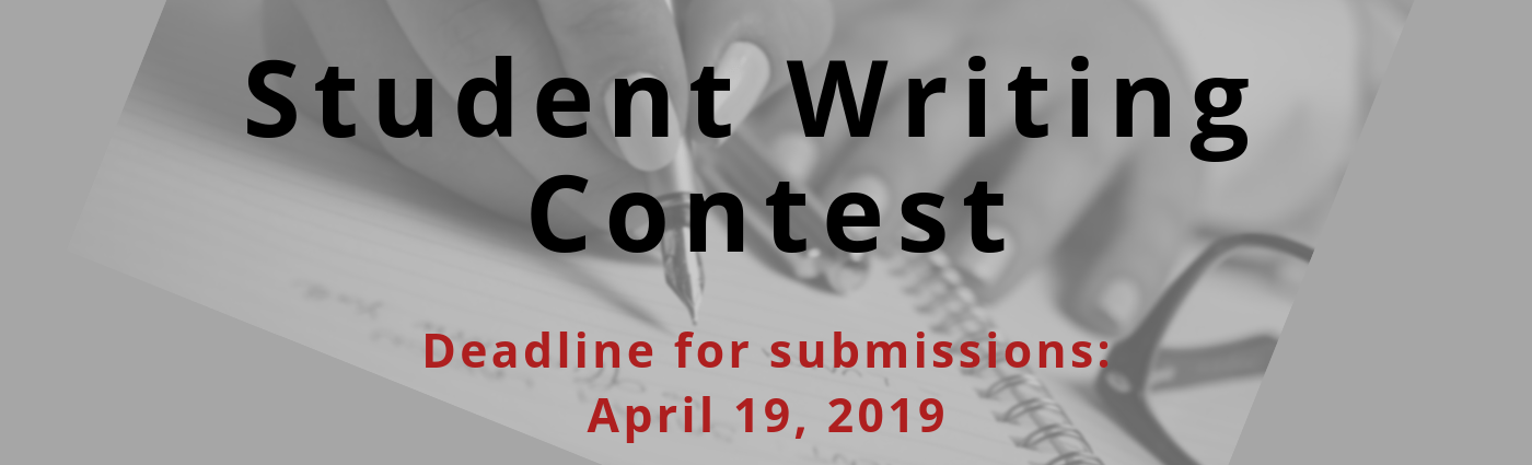 Student Writing Contest