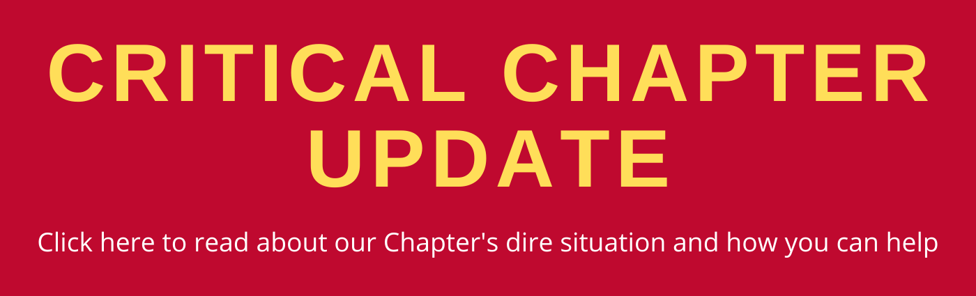 Critical Chapter Update