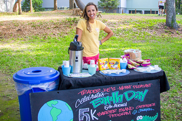 Earth Day 5K Refreshments