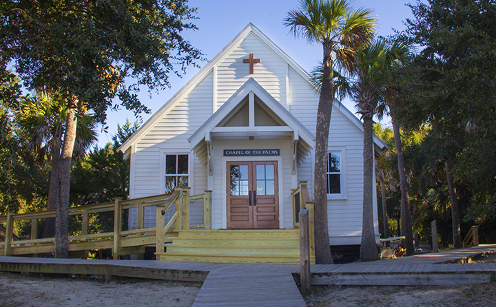 Chapel of the Palms