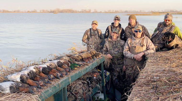 128381306 3061289577306797 2382754523701364503 n 2 St. Clair Duck Hunts