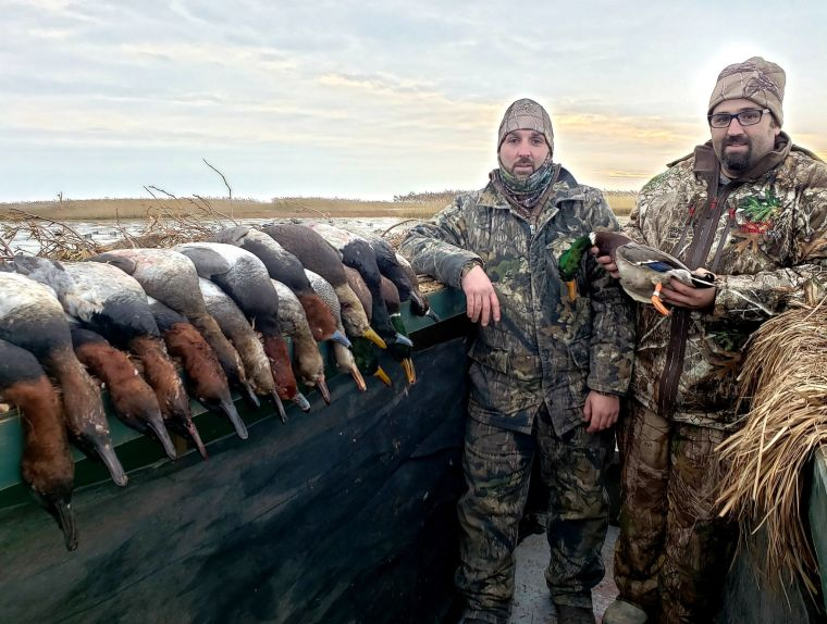 132056616 218063826601244 1828357549411537113 n 2 St. Clair Duck Hunts