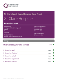 CQC 2015 Report Cover