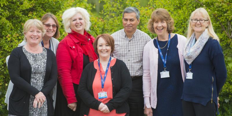 The Clinical Nurse Specialist Team