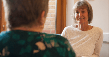Gill – Bereavement Support Volunteer