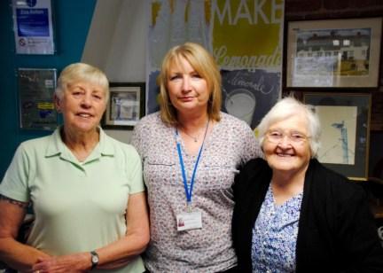 Saffron Walden Shop Staff