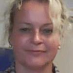Deborah Atkinson, St Clare canvasser