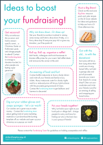 Front cover of Boost Your Fundraising guide