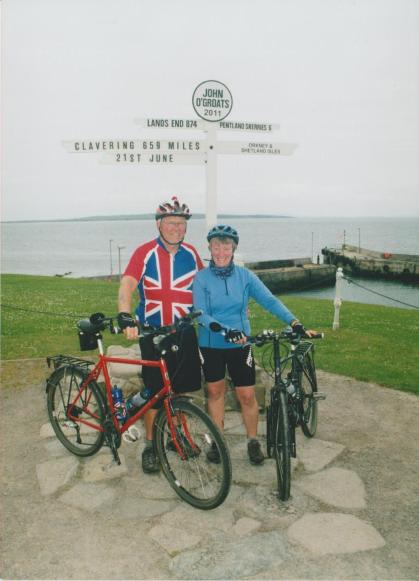 Lands End Shane and Lucinda2