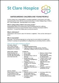 Safeguarding Children & Young People 2018