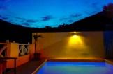 Take a moonlit swim