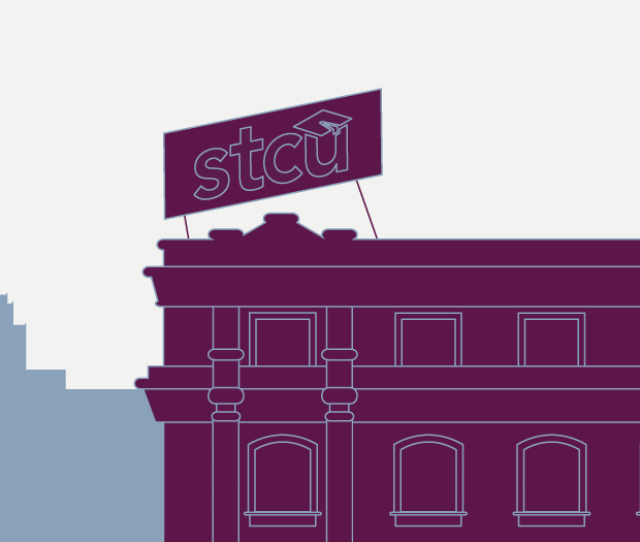 Illustration Of The Hutton Building