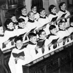 The Choir in 1950s