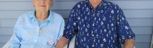 Know Your Fellow Parishioner: Bob & Barbara Lautenschlager