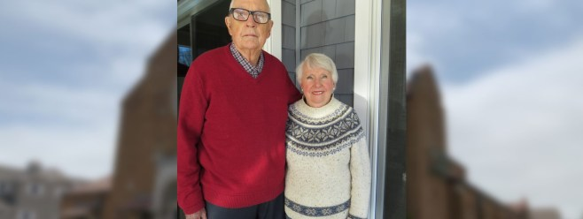 Know Your Fellow Parishioner: Dot and John Lynch