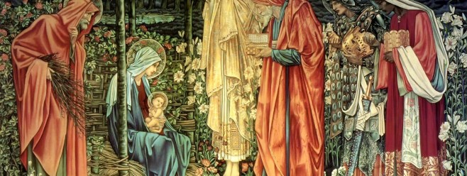 Mass Reflection for the Feast of the Epiphany (2020)