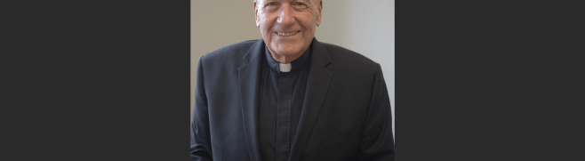 A Letter from Our Pastor, Father Michael Rush