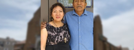 Know Your Fellow Parishioner: Adalberta Zurita and Patrocinio Vega