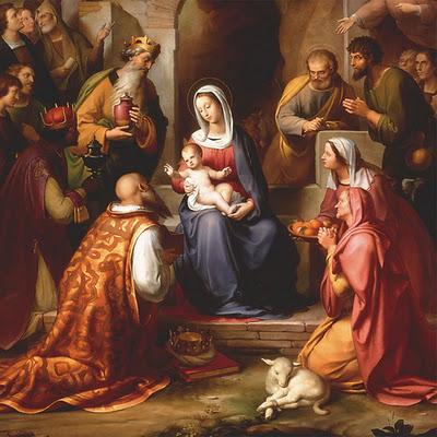Feria After Epiphany Die Decima Januarii Missa Ecce