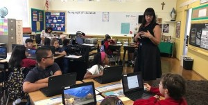 computer classes in San Diego private school