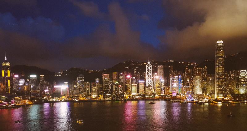 用手機搞定香港四天三夜旅遊全記錄,照片、影片樣樣行