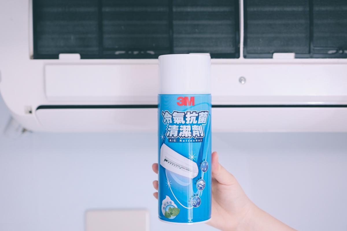 冷氣清潔劑心得五:3M