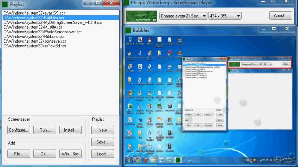Screensaver Player-01