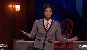 Liberal Loon Sarah Silverman Speaks Up About Louis C.K. Sexual Allegations