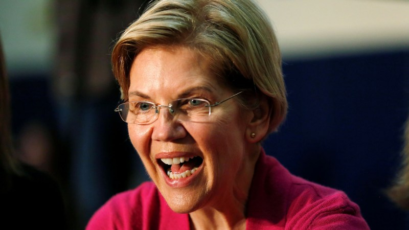 Elizabeth Warren Proposes Paying Illegal Aliens Back Pay