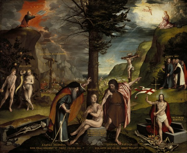 Allegory of the Old and New Testament