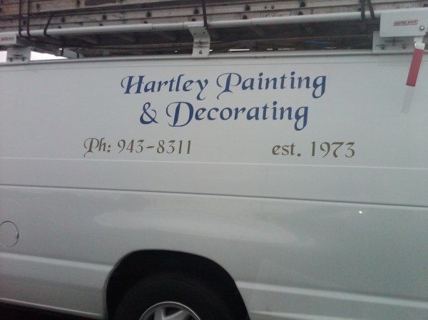 Lawn & Vehicle Signs And Graphics Steady Contractor