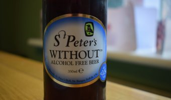 St Peter's Brewery Without Non-Alcoholic beer