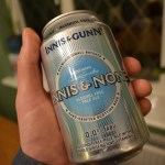 Innis and Gunn Alcohol-Free can