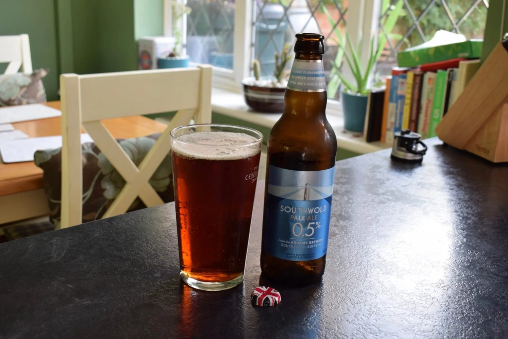 M&S Southwold alcohol-free pale ale