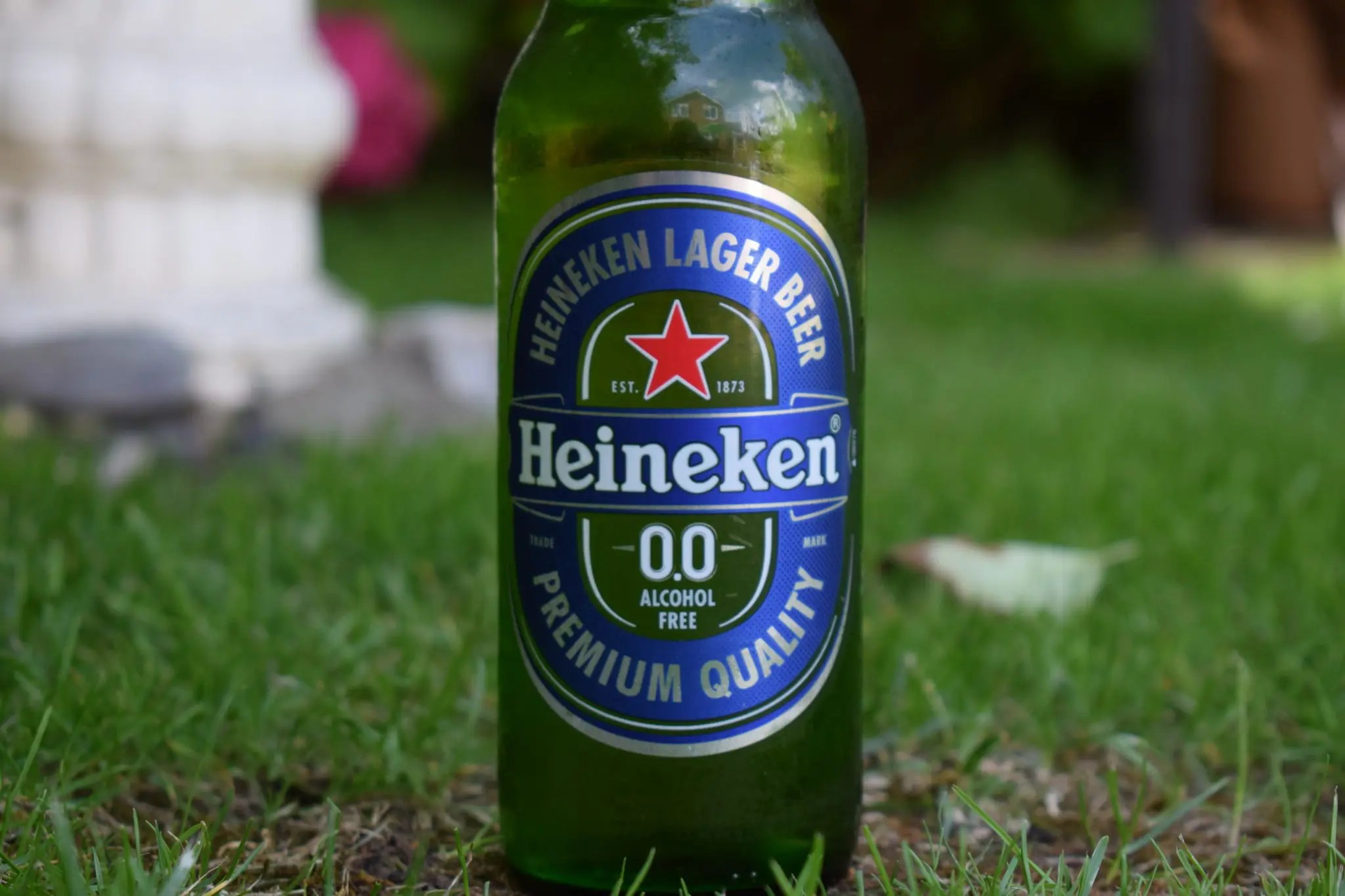 Heineken '0 0' Review - Alcohol-Free (0 05%) Lager