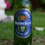 Heineken 0.0 label