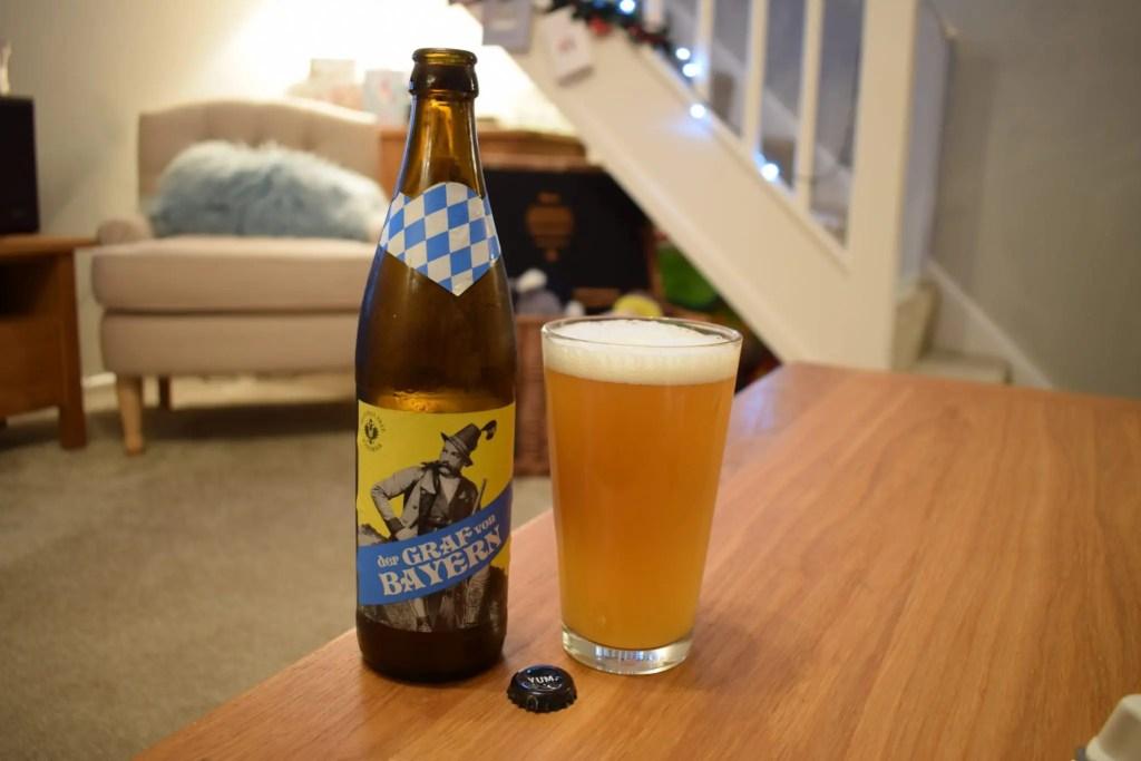 Der Graf Bayern alcohol-free beer