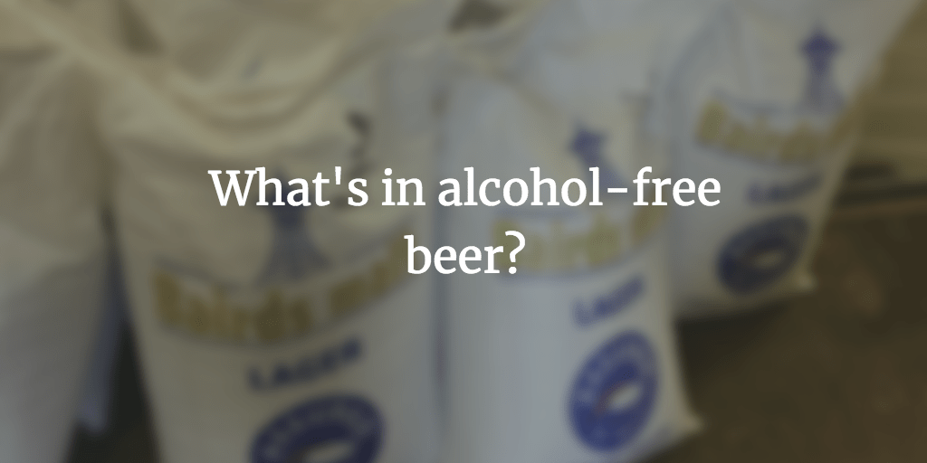 What's in Alcohol-Free Beer? Ingredients & Nutritional Info