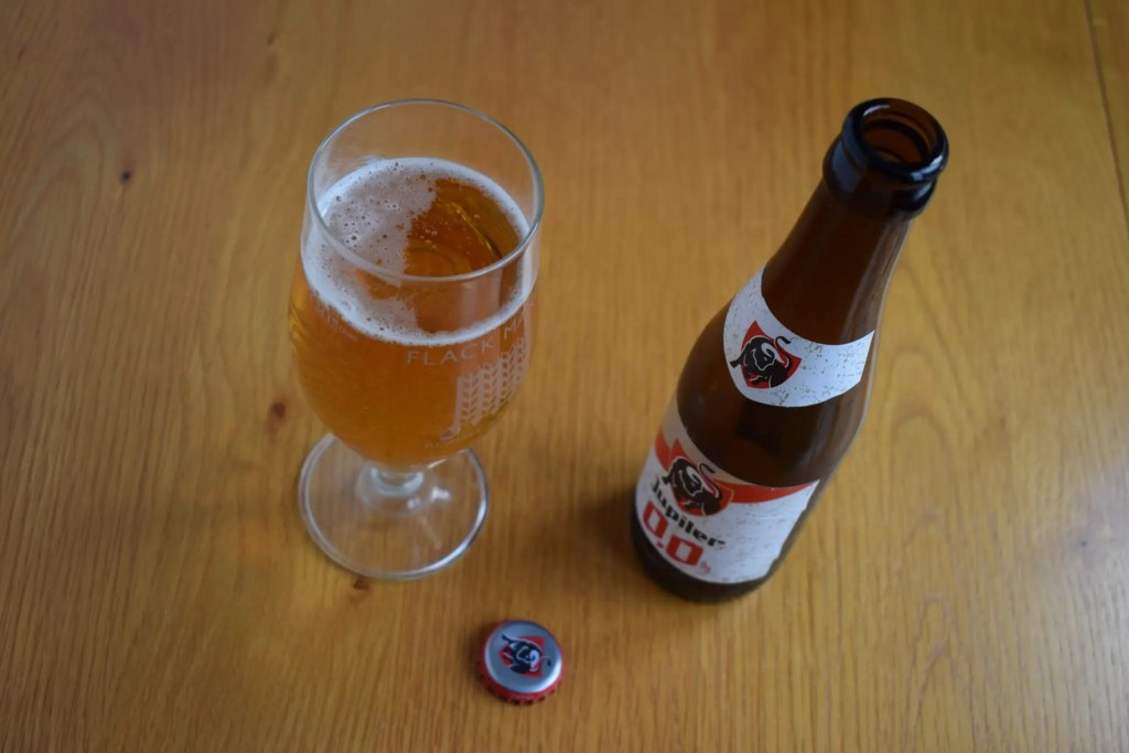 Jupiler 0.0 alcohol free lager