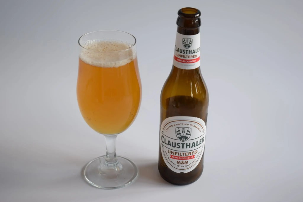 Clausthaler Dry Hopped Unfiltered