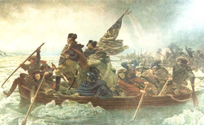 The Great Christmas Night Raid: 1776 (2/2)