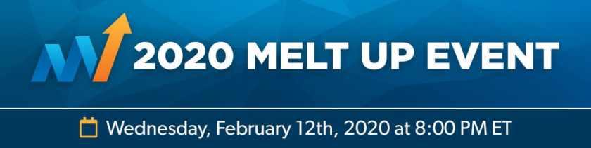 The 2020 Melt Up Event: Dr. Steve Sjuggerud