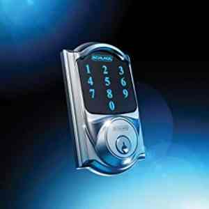 Schlage Connect Z Wave Camelot Touchscreen Deadbolt Review
