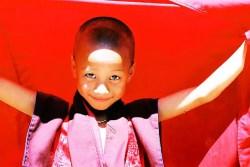 Bhutan Monk - Credit-Otabi Kitahachi