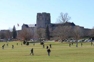 VA Tech campus.VA Tech