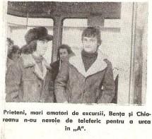 3. - Benţa şi Chioreanu